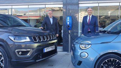 e-Mobility by FCA Greece: Εστιάζοντας στη νέα εποχή της εξηλεκτρισμένης αυτοκίνησης στην Ελλάδα