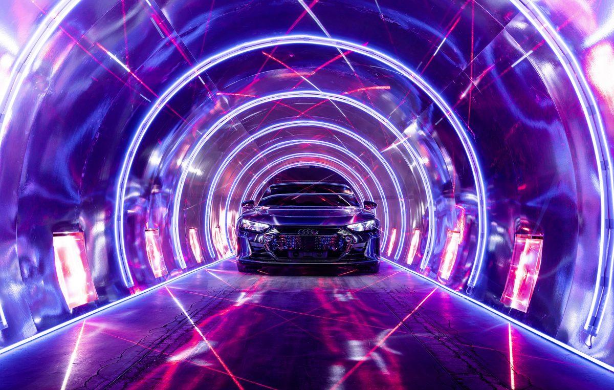 Το Audi e-tron GT αποκαλύπτεται σε διαδικτυακή παγκόσμια πρεμιέρα