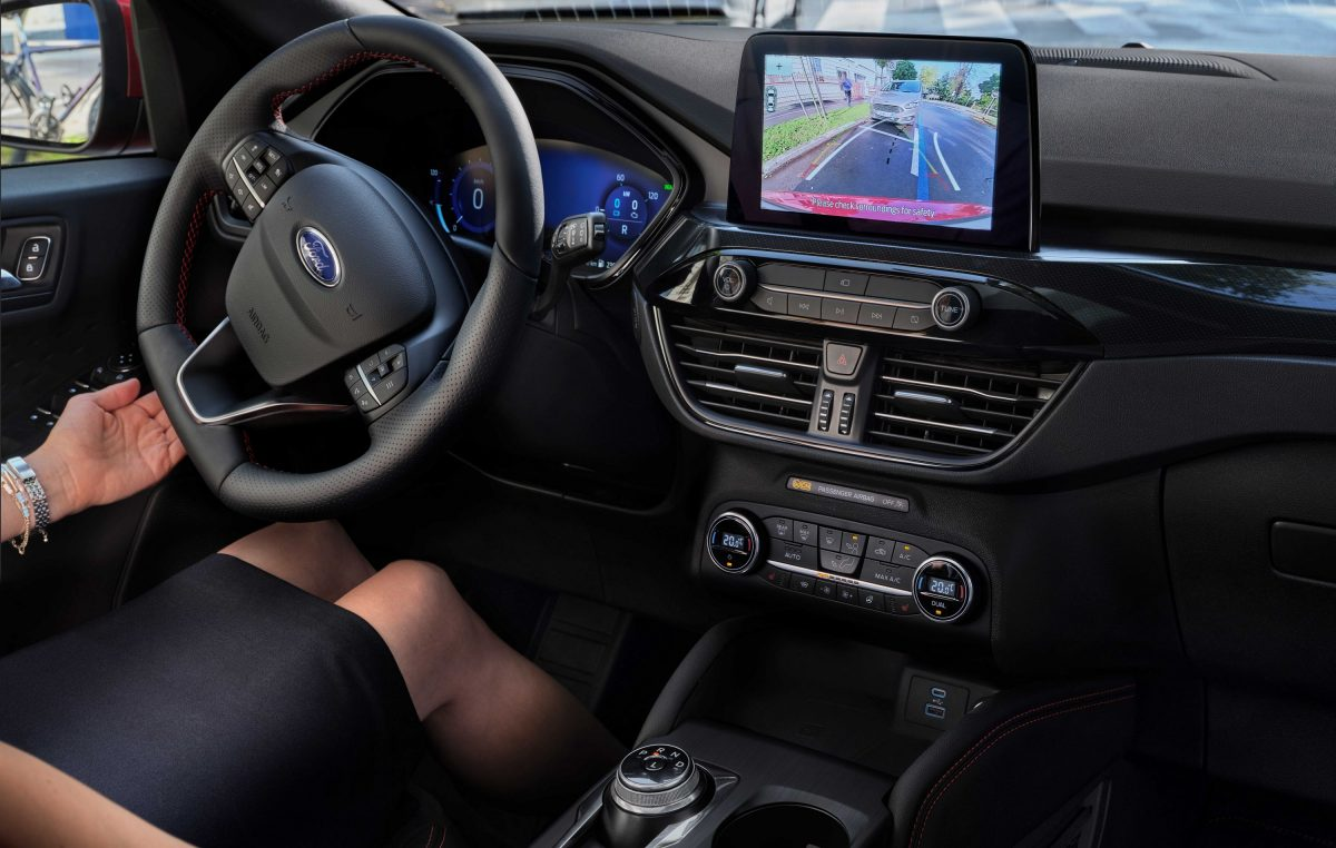 Το ολοκληρωμένο πακέτο ασφάλειας του νέου Ford Kuga