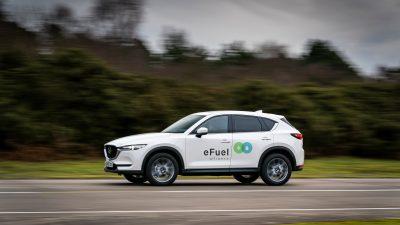 Mazda – η 1η αυτοκινητοβιομηχανία στη συμμαχία eFuel Alliance