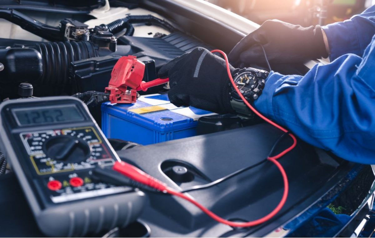 Δωρεάν έλεγχος και φόρτιση μπαταρίας από το Δίκτυο Ford