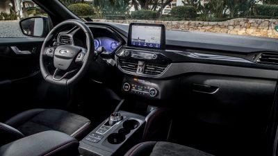 «Μένουμε συνδεδεμένοι» με το νέο Ford Kuga