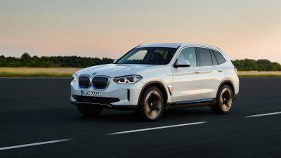 H BMW iX3 στην Ελληνική αγορά