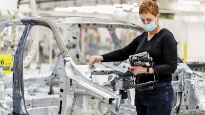 H SKODA συμπλήρωσε 15 εκατομμύρια αυτοκίνητα στο κεντρικό της εργοστάσιο