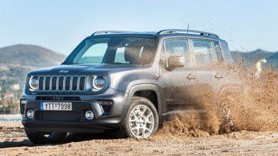 Η νέα σειρά Jeep Renegade 4xe φέρνει ακόμα πιο κοντά στο κοινό τα οφέλη της τεχνολογίας Plug-in Hybrid