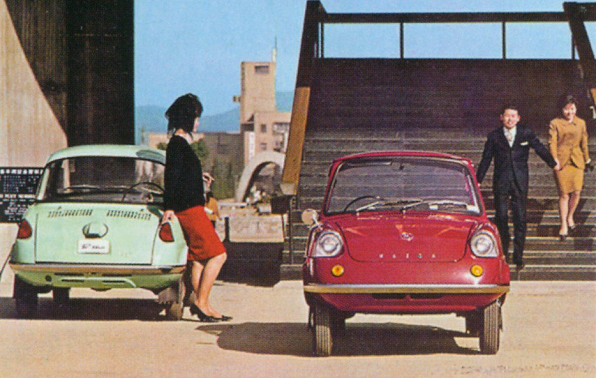 Η μόδα στα χρώματα των αυτοκινήτων και η πρωτοπορία της Mazda.