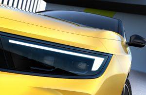 Μία Πρώτη Εικόνα του Μελλοντικού Astra που 'Ηλεκτρίζει' δίνει η Opel
