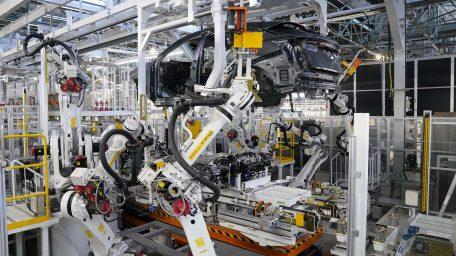 Η Nissan παρουσιάζει το Nissan Intelligent Factory